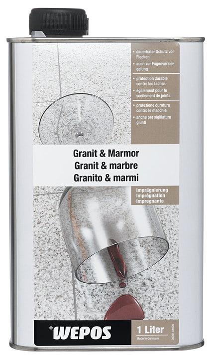 Impermeabilizzante per granito e marmo Wepos 661450400000 N. figura 1