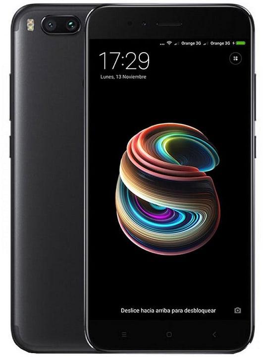 Mi A1 Dual SIM 64GB noir Smartphone MI 785300137080 Photo no. 1
