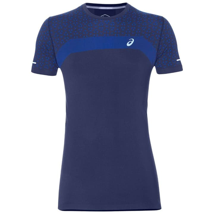 Seamless SS Texture Herren-T-Shirt Asics 470179700322 Farbe dunkelblau Grösse S Bild-Nr. 1
