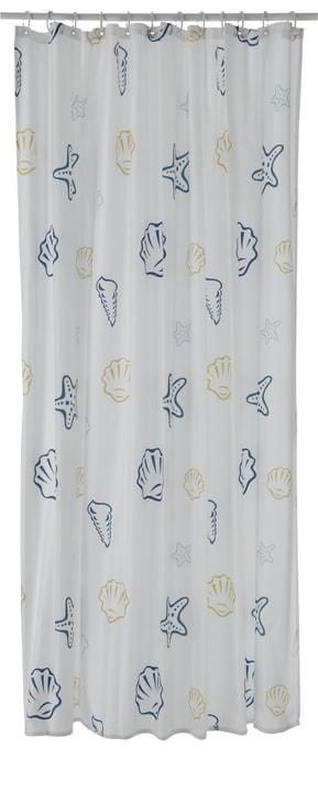 MARE Rideau de douche 453131853510 Couleur Blanc Dimensions L: 180.0 cm x P: 200.0 cm x H:  Photo no. 1