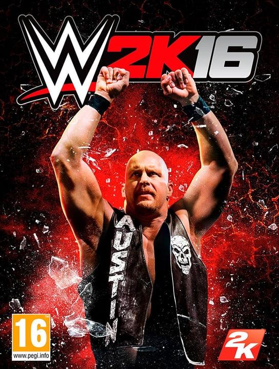 PC - WWE 2K16 Digital (ESD) 785300133333 Bild Nr. 1