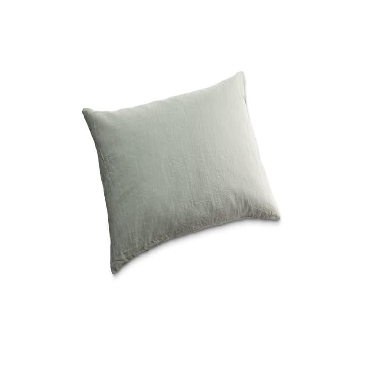 LINEN Taie d'oreiller 376020612702 Couleur Tilleul Dimensions L: 65.0 cm x L: 65.0 cm Photo no. 1