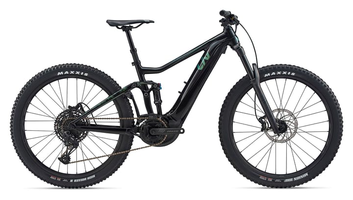 "Intrigue E+ 2 Pro 27.5""+ E-Mountainbike Liv 463369900420 Farbe schwarz Rahmengrösse M Bild Nr. 1"