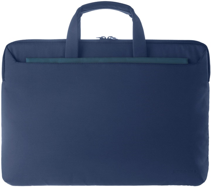 "Workout 3 Slim 15.6"" bag - blu Tucano 785300132791 N. figura 1"