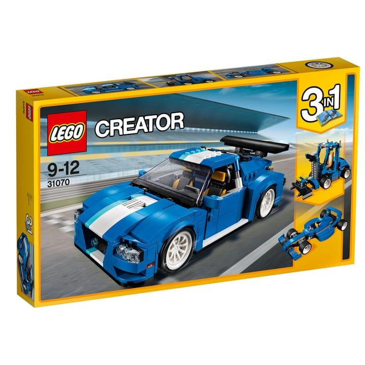 LEGO Creator Auto da corsa 31070 748844100000 N. figura 1