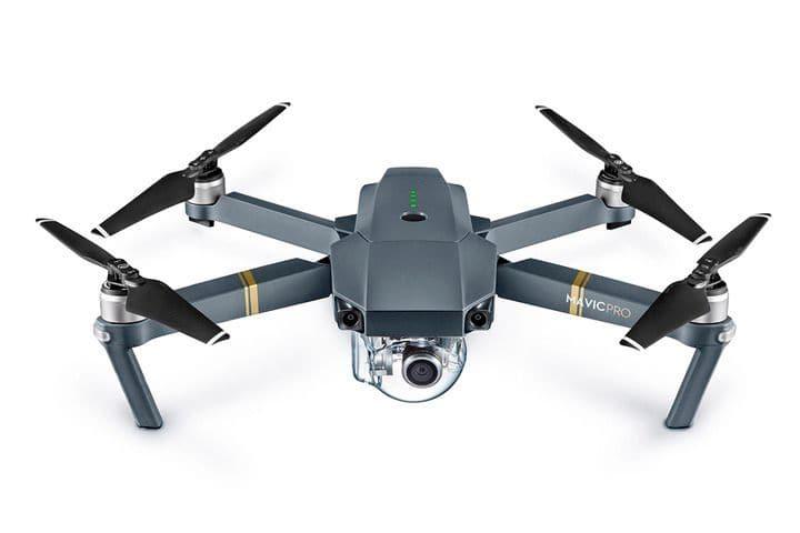 Mavic Pro drone Drone Dji 793821800000 N. figura 1
