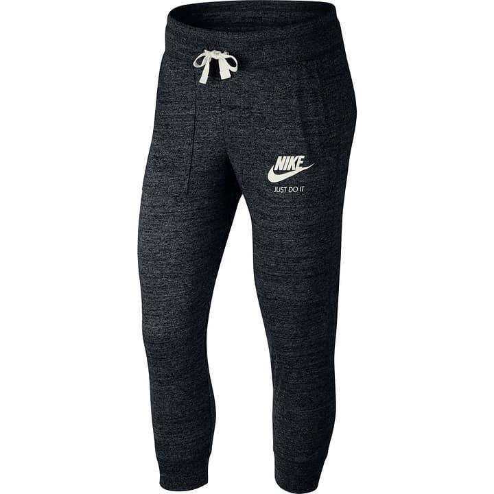 NIKE VINTAGE CAPRIS PANT Pantalon pour femme Nike 462389500320 Couleur noir Taille S Photo no. 1