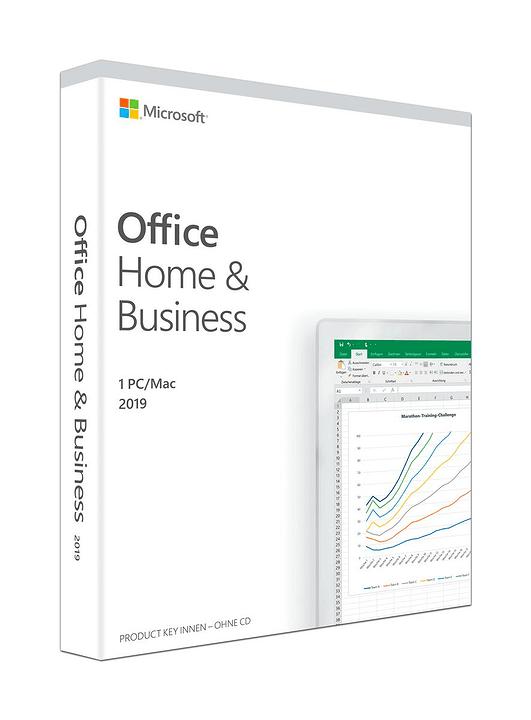 Office Home & Business 2019 PC/Mac (D) Physisch (Box) Microsoft 785300139310 Bild Nr. 1