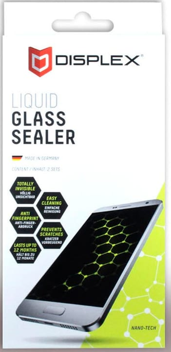 Liquid Glass Sealer Universal Protection d'écran 798226900000 Photo no. 1