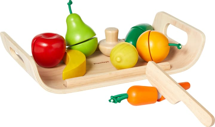 ACTIVE PLAY Fruits & légumes Plan Toys 404732900000 Photo no. 1