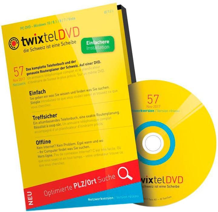 PC - TwixTel 57 11/17 Netzwerk Version [DVD] (D/F/I) Physisch (Box) 785300131055 Bild Nr. 1