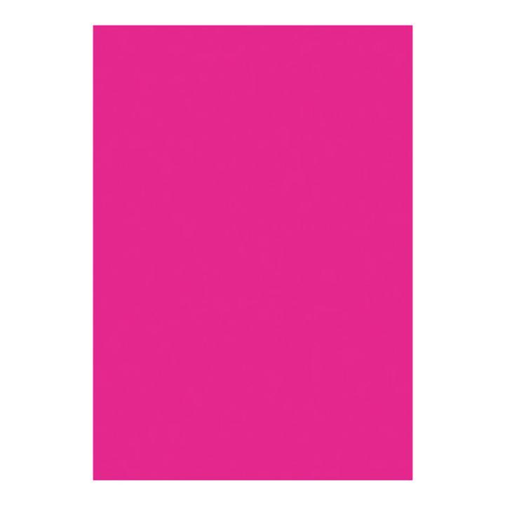 Image of I AM CREATIVE Blumenseide, pink