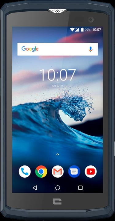 Core X3 Dual SIM 16GB Dark Blue Smartphone CROSSCALL 785300140286 Photo no. 1