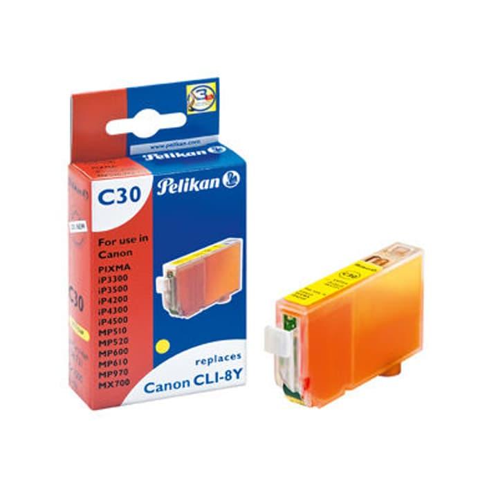CLI-8 Yellow Pelikan 797564900000 Photo no. 1