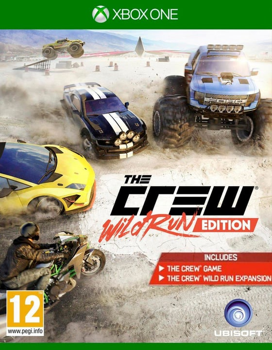 Xbox One - The Crew Wild Run Edition 785300120475 N. figura 1