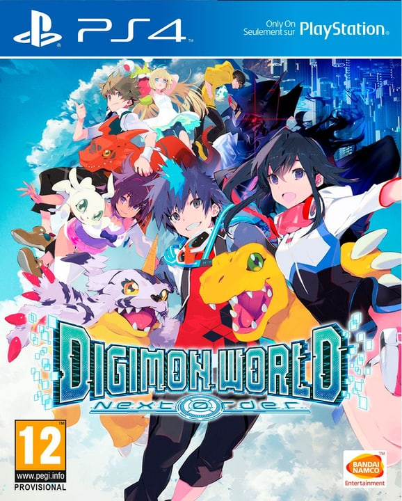 PS4 - Digimon World - Next Order Physisch (Box) 785300121656 Bild Nr. 1