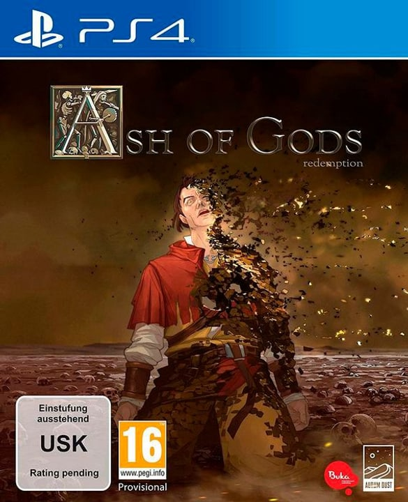 PS4 - Ash of Gods: Redemption I Box 785300145047 Photo no. 1
