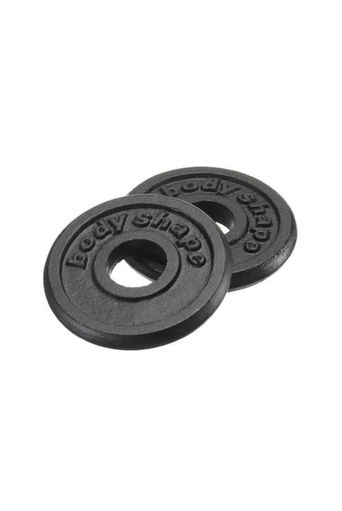 2 x 0\,5 kg Dischi in ghisa Bodyshape 491905600000 N. figura 1