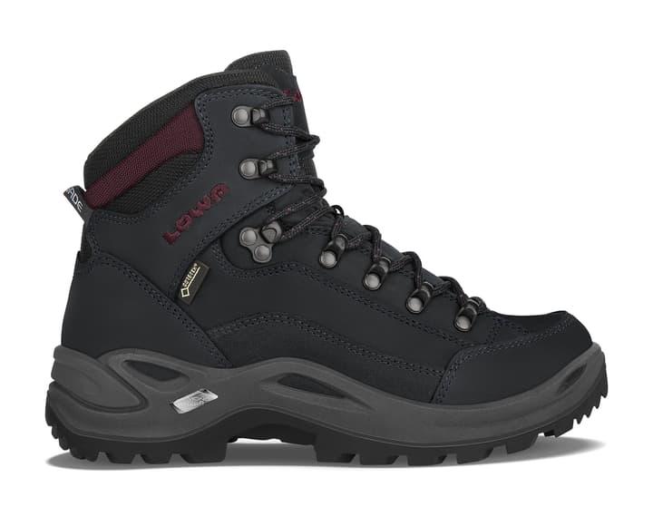 Renegade GTX Mid Chaussures de randonnée pour femme Lowa 473319139020 Couleur noir Taille 39 Photo no. 1