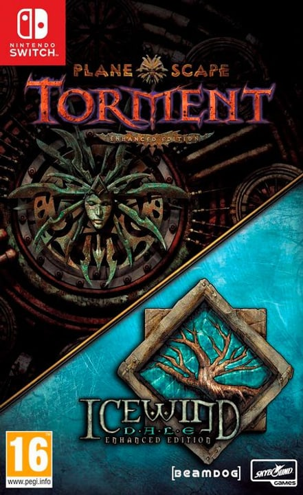 NSW - Planescape Torment & Icewind Dale: Enhanced Edition Pack D Box 785300147104 Photo no. 1