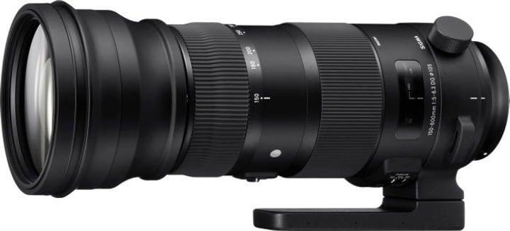 150-600mm F/5.0-6.3 DG OS HSM Sport per Nikon Sigma 785300126182 N. figura 1