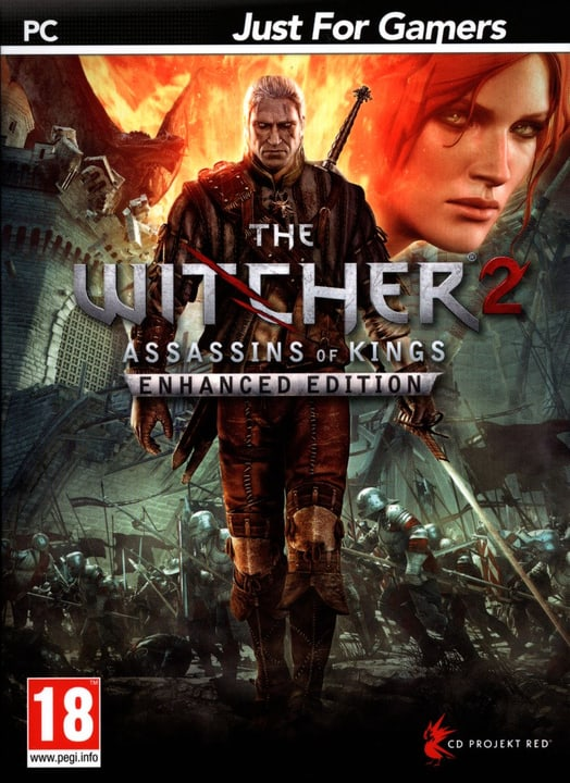 The Witcher 2 - Enhanced Edit[PC] (F Physique (Box) 785300121697 Photo no. 1