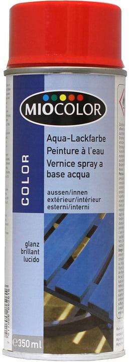 Peinture en aérosol acrylique a l'eau Miocolor 660830006003 Couleur Rouge feu Contenu 350.0 ml Photo no. 1