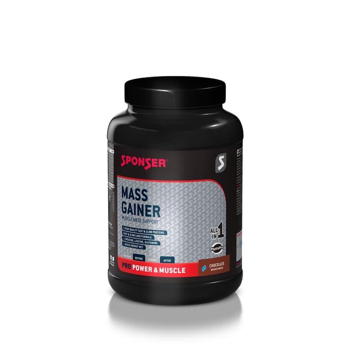 Mass Gainer - All in 1 Pulver Schokolade 1200g Sponser 471954400000 Bild-Nr. 1