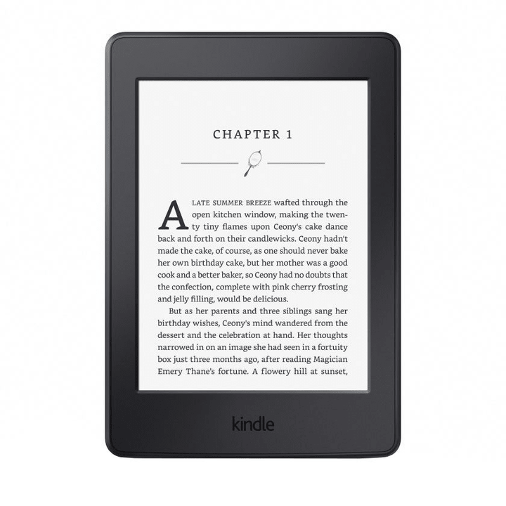 NEW Paperwhite 4GB (2015) eBook-Reader Amazon Kindle 782604000000 N. figura 1