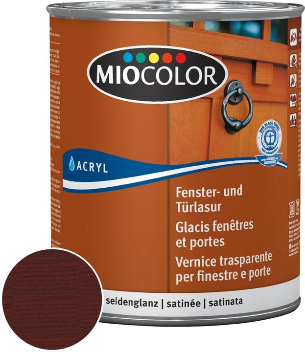 Glacis fenêtres et portes Miocolor 661125000000 Couleur Palissandre Contenu 750.0 ml Photo no. 1