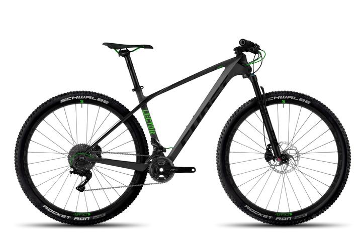 "Lector 6 29"" Mountainbike Cross Country Ghost 490187005080 Farbe grau Rahmengrösse 50 Bild Nr. 1"