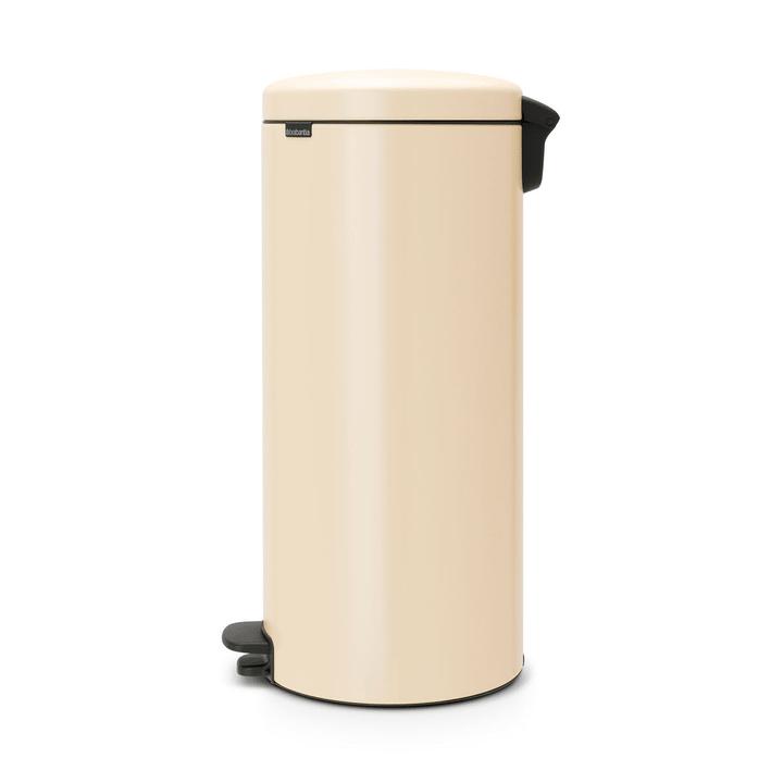NEWICON poubelle brabantia 386234500000 Dimensions L: 38.0 cm x P: 29.3 cm x H: 67.9 cm Couleur Beige Photo no. 1