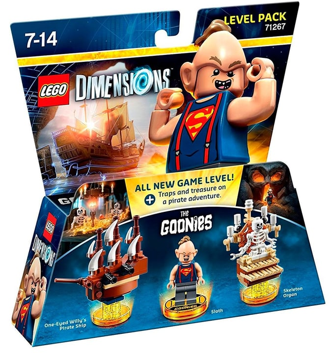 LEGO Dimensions Level Pack - Goonies 785300122215 Photo no. 1
