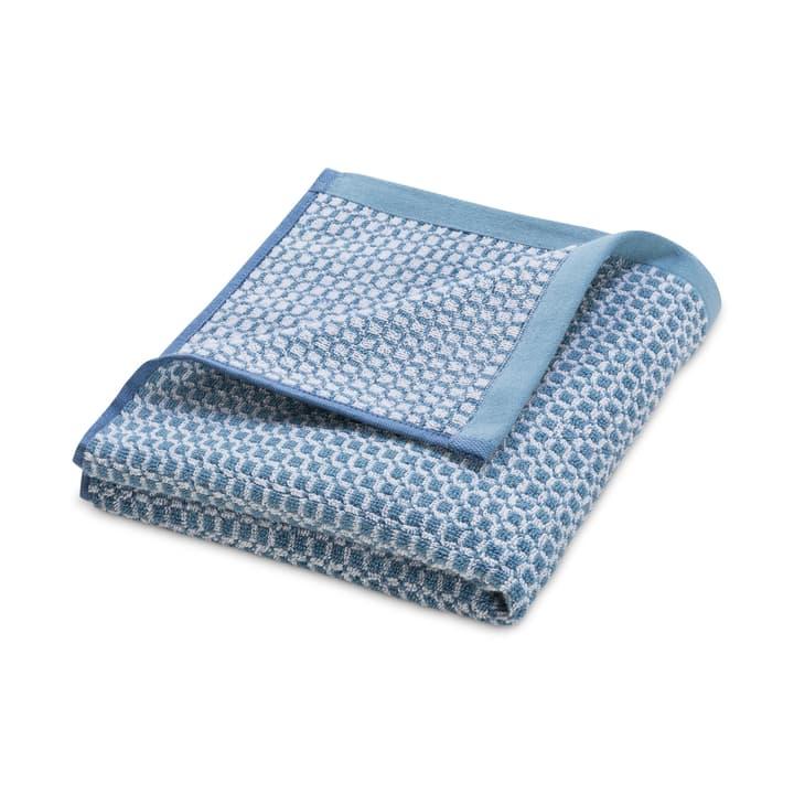 MARTA Duschtuch 374139420540 Grösse B: 70.0 cm x T: 140.0 cm Farbe Blau Bild Nr. 1