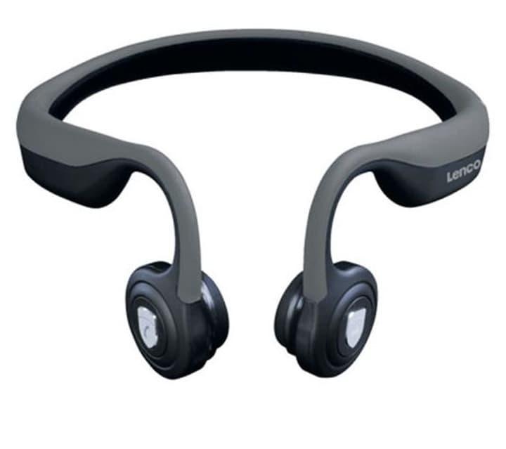 HBC-200 Bone Conduction - Grau Open-Ear Kopfhörer Lenco 785300148636 Bild Nr. 1
