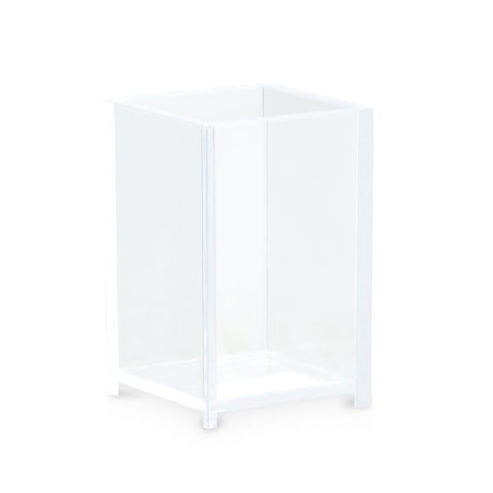 MEENA Portacancelleria 386063400000 Dimensioni L: 6.5 cm x P: 6.5 cm x A: 10.0 cm Colore Trasparente N. figura 1