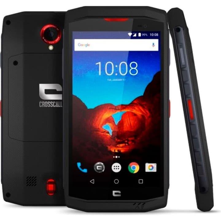 Trekker X3 32GB schwarz Smartphone CROSSCALL 785300125344 Bild Nr. 1