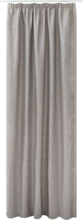 TABORA Rideau prêt à poser opaque 430277222074 Couleur Beige Dimensions L: 150.0 cm x H: 270.0 cm Photo no. 1