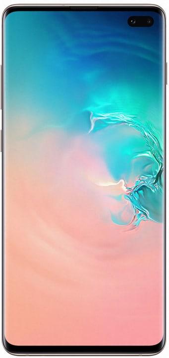 Galaxy S10+ 512GB Ceramic White Smartphone Samsung 79463980000019 Bild Nr. 1