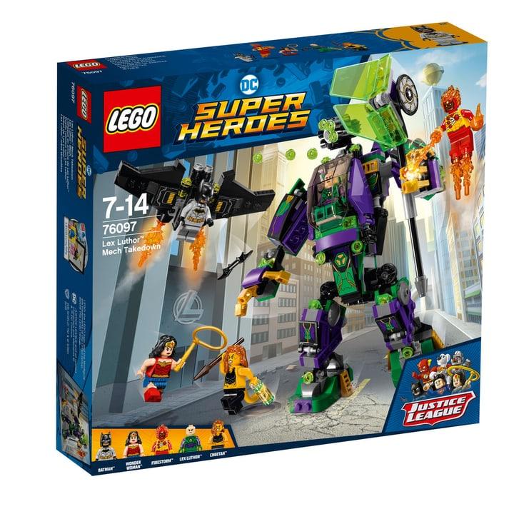 Lego Dc Universe Super Heroes 76097 748875700000 Photo no. 1