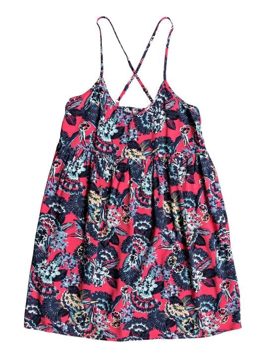 TROPICALSUNDANCE Robe pour femme Roxy 463121900431 Couleur rouge claire Taille M Photo no. 1