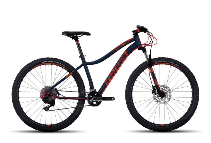 """Lanao 7 27.5"""" Mountainbike Cross Country Ghost 490186704040 Farbe blau Rahmengrösse 40 Bild Nr. 1"""