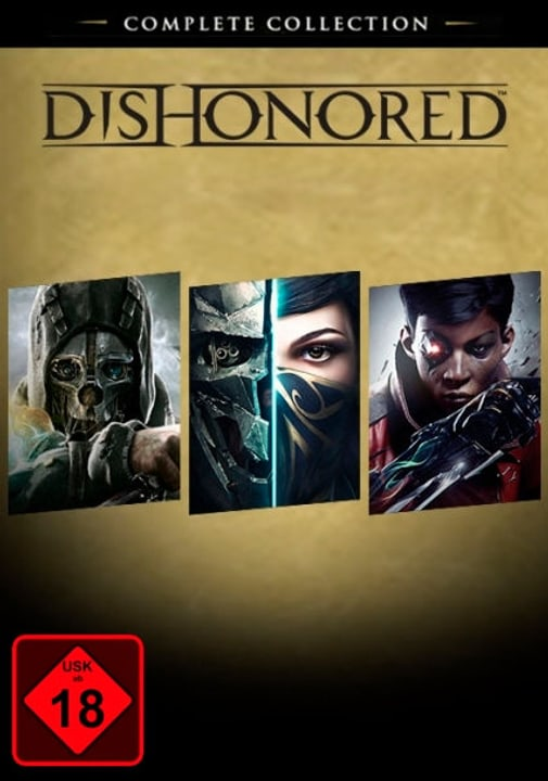 PC - Dishonored Complete Collection Download (ESD) 785300133810 N. figura 1