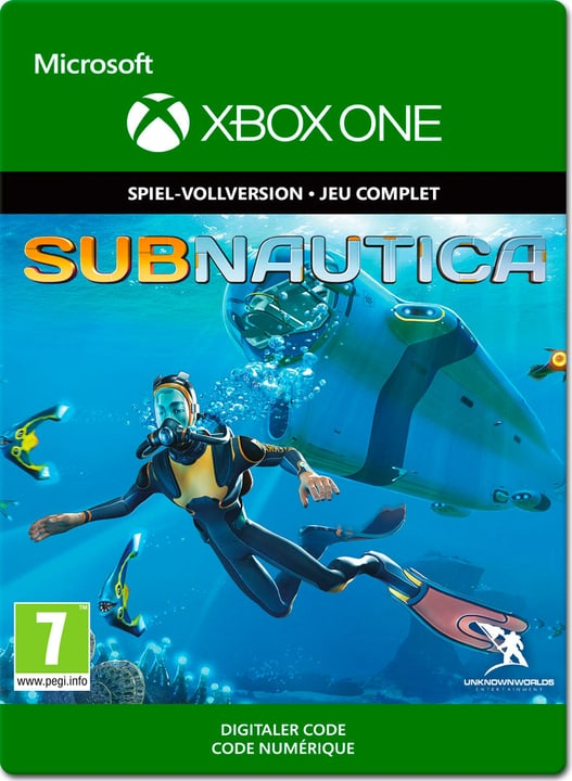 Xbox One - Subnautica Download (ESD) 785300141342 N. figura 1