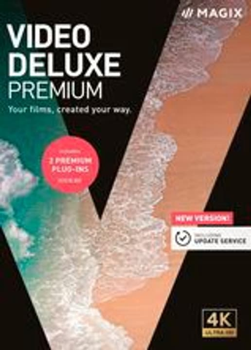 Video deluxe Premium 2020 [PC] (F/I) Physisch (Box) Magix 785300146283 Photo no. 1
