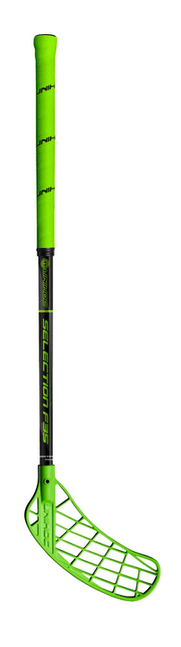 Selection F35 inkl. Nino Blade Canne junior 65 cm Unihoc 492133710060 Couleur vert Longueur à gauche Photo no. 1