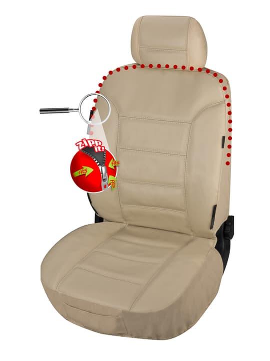 Siège avant en cuir Billy, beige Housse de sièges WALSER 620591800000 Photo no. 1