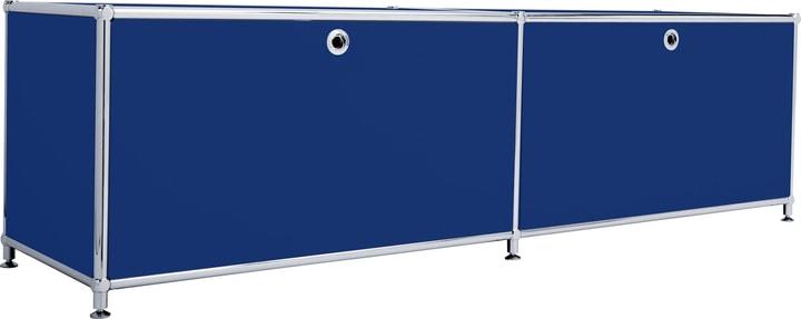 FLEXCUBE Lowboard 401808800040 Grösse B: 152.0 cm x T: 40.0 cm x H: 43.0 cm Farbe Blau Bild Nr. 1