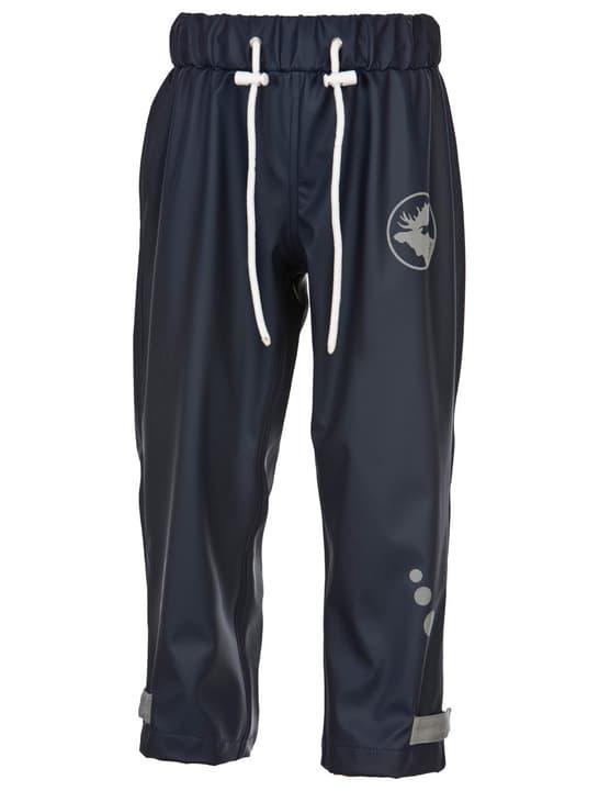 Muddy Pantalon de pluie pour enfant Rukka 464593211643 Couleur bleu marine Taille 116 Photo no. 1