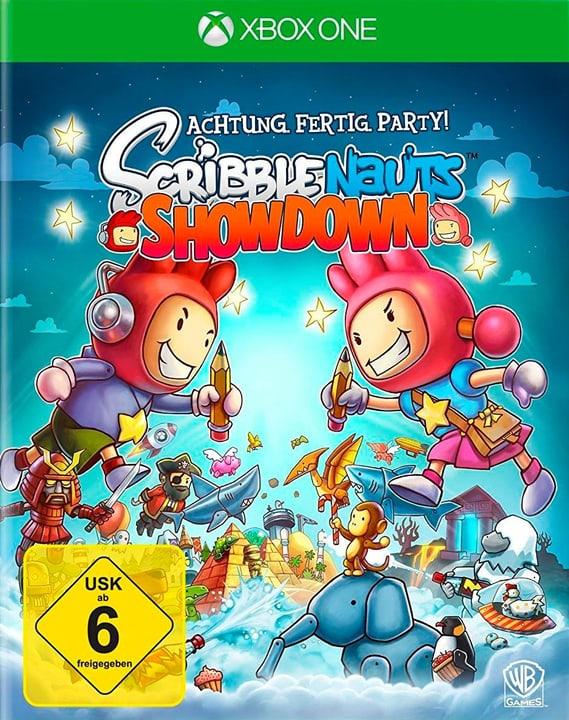 Xbox One - Scribblenauts Showdown (D/F) Physisch (Box) 785300132260 Bild Nr. 1